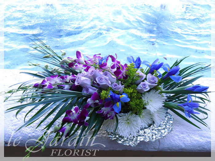 signature flower arrangements